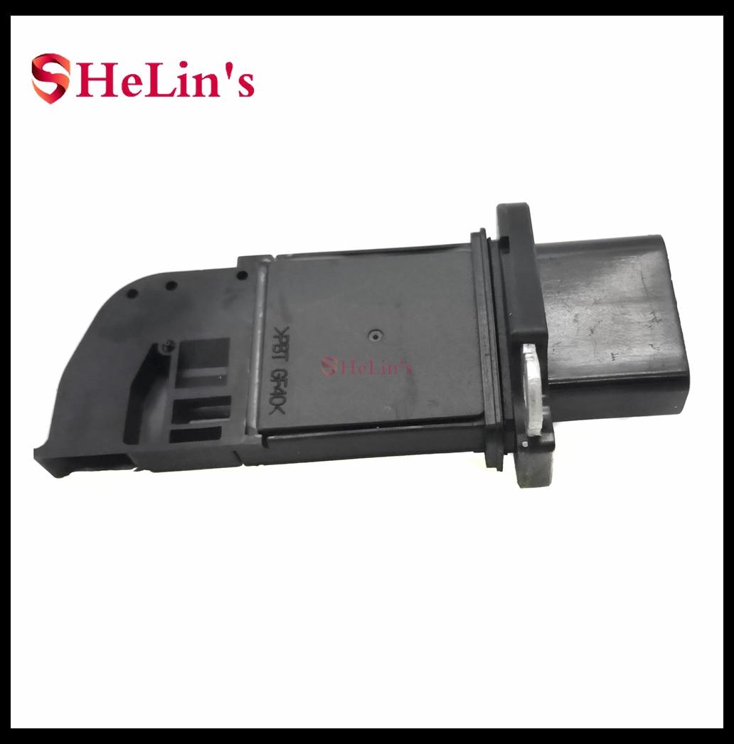 Capteur de débit d'air massique de AFH60M 27 pour SKODA OCTAVIA 2.0RS VW PASSAT 3C2 3C5 JETTA III EOS GOLF V VI SCIROCCO 2.0 TFSI R RS GTI|Air Débitmètre| |  -