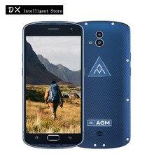 AGM X1 5.5″ FHD IP68 Waterproof 4G Mobile Phone Snapdragon617 MSM8952 Octa Core 4GB+64GB 13MP 5400mAh NFC Fingerprint SmartPhone