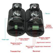 Двухлучевая идентификация bf  100m для охранной сигнализации