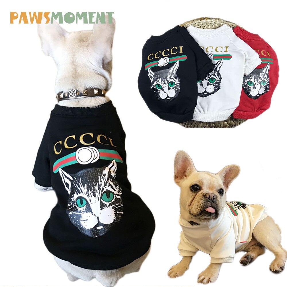 ⊹2018 caliente ropa para perros pequeños Chihuahua perro gato ...
