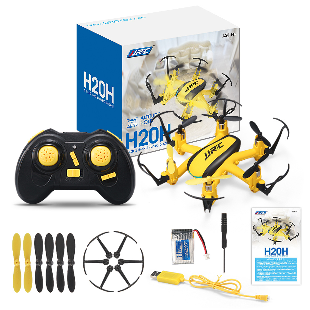 JJRC H20 Upgrade Version JJRC H20H RC Drone Dron 6 Axis Gyro Quadcopters Drones Fly Helicopter Remote Control Toys Nano Copters mini wifi fpv drones 6 axis gyro jjrc h20w quadcopters with 2mp hd camera flying helicopter rc toys nano copters vs h8 x1 cx10 page 5