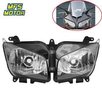For 06-15 Yamaha FZ1 FAZER Motorcycle Front Headlight ABS Head Light Lamp Headlamp Assembly 2006 2007-2015