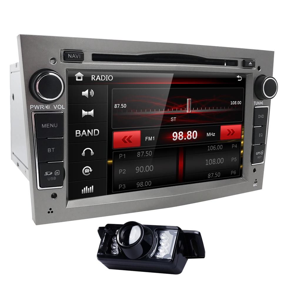 7 HD Touch Screen Car DVD Player GPS Navigation System For Opel Zafira B Vectra C D Antara Astra H G Combo 3G BT Radio Stereo