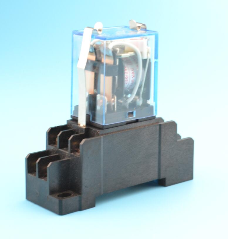 10A dpdt relay LY2N General Purpose Relay LY2NJ with power relay