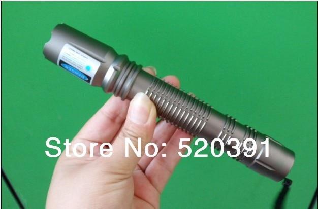 все цены на NEW Blue Laser Pointers High Power Military 100000mw 100W 450nm Burning Match Dry Wood/Black/Burn Cigarette+Glasses+Gift Box онлайн