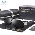 Nueva Moda Clásico gafas de Sol Polarizadas de Los Hombres UV400 Gafas de Conducción Gafas de Moda