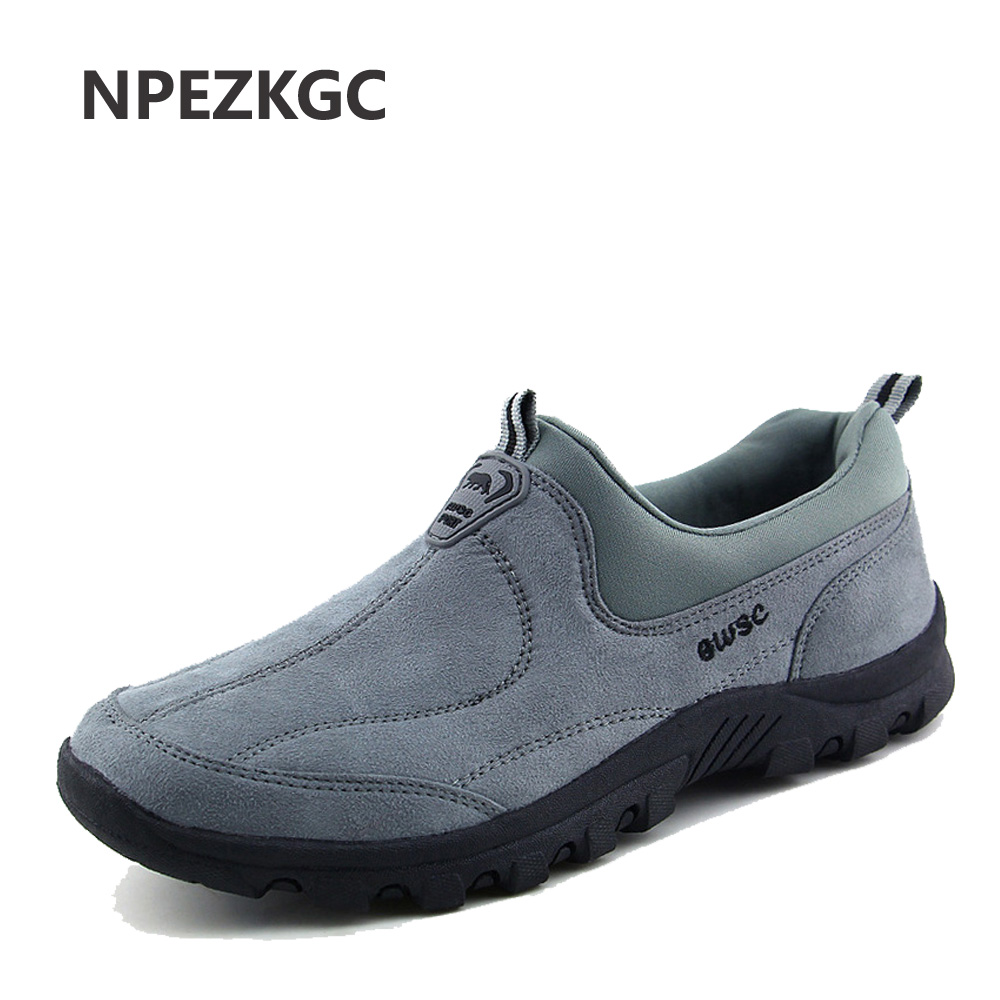 NPEZKGC Men Shoes Co