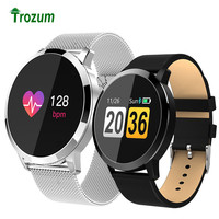 Q8 Smart Watch OLED Color Screen Electronics Smartwatch Fashion Fitness band Tracker Heart Rate Bluetooth bracelet Smart Watches
