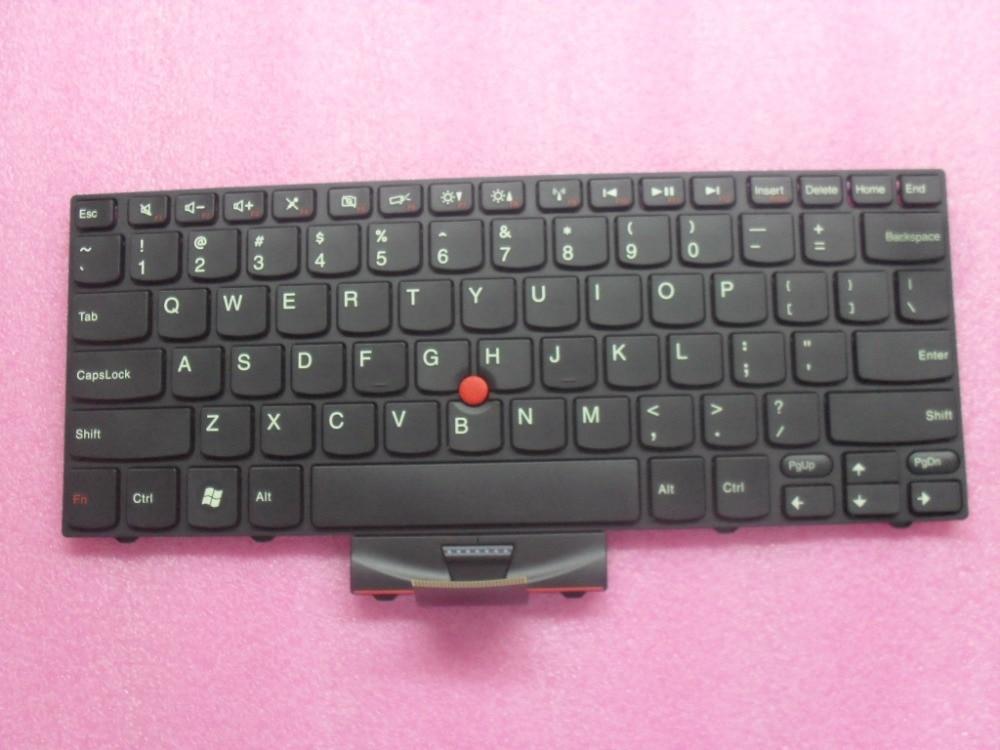 New Original US Keyboard for Lenovo ThinkPad Edge E10 E11 X120 X120E X100 X100E 60Y9956 60Y9886 60Y9921 60Y9851 new original laptop keyboard for lenovo thinkpad t460p t460s us keyboard english with backlit backlight 00ur395 00ur355