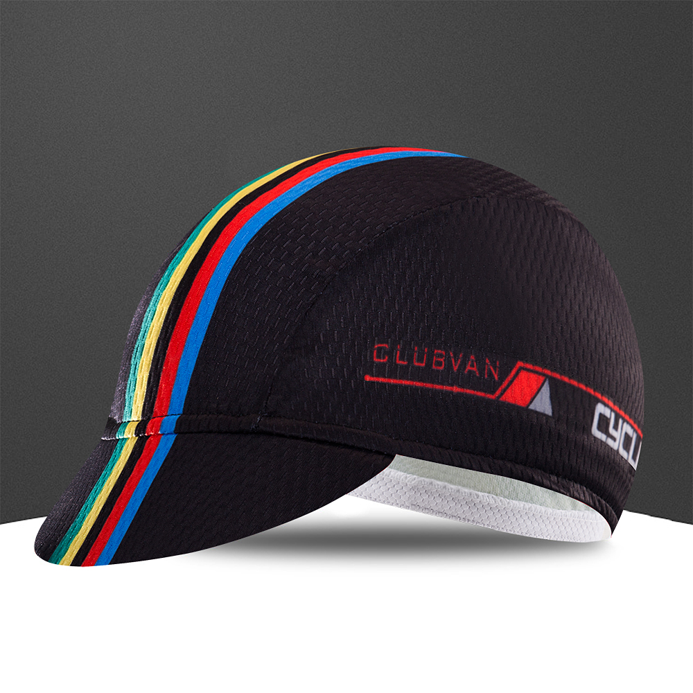 clubvan Color Cycling Cap Bike headband Bicycle Helmet Wear Cycling Equipment Hat Multicolor ciclismo Pirate
