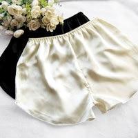 Summer Silk 2014 Women S Trunk Shorts At Home Safety Pants Legging Silk Panties
