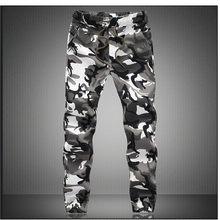 Camouflage Militaire Survêtement Pantalon Hommes 2021 Pur Coton Hommes Printemps Automne Crayon Harem Pantalon Hommes Confortable Pantalon Camo Survêtement s