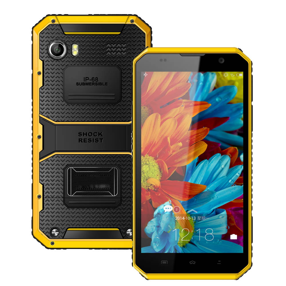 IP68 android 5.1, 4G LTE 6 inch rugged tablet, rugged PAD, PDA and tough PAD