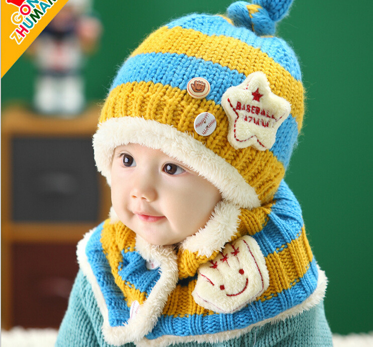Princess Mother Beanie Baby hat baby hat little baseball style hat + scarf  ear piece Wholesale-in Hats   Caps from Mother   Kids on Aliexpress.com  5daebd65bb9