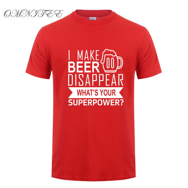 Funny I Make Beer Disappear...