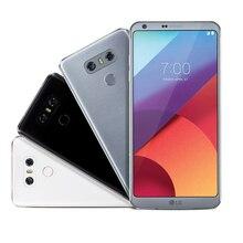 """Разблокированный мобильный телефон LG G6 H870/H870DSU 5,"""" одна/две sim-карты 4 Гб+ 32 ГБ/128 ГБ Snapdragon821 двойная задняя камера Многоязычная"""