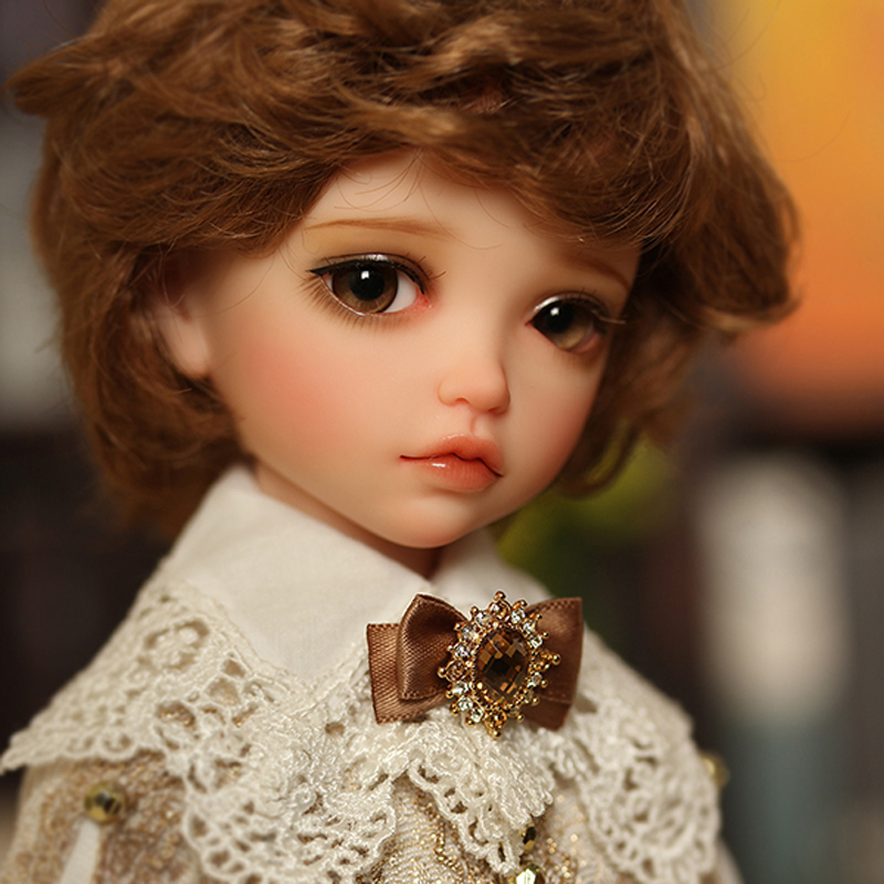 2018 Promotion Bonecas Babies Reborn Dolls 1/6 Bjd Doll Bjd/sd Fashion Style Lonnie For Baby Girl Birthday Gift uncle 1 3 1 4 1 6 doll accessories for bjd sd bjd eyelashes for doll 1 pair tx 03