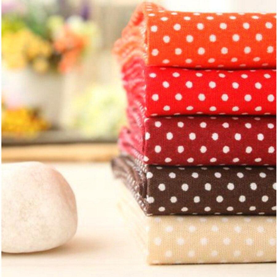 1 metro = 100 cm * 150 cm de punto pura tela de algodón diy tela tilda coser tel