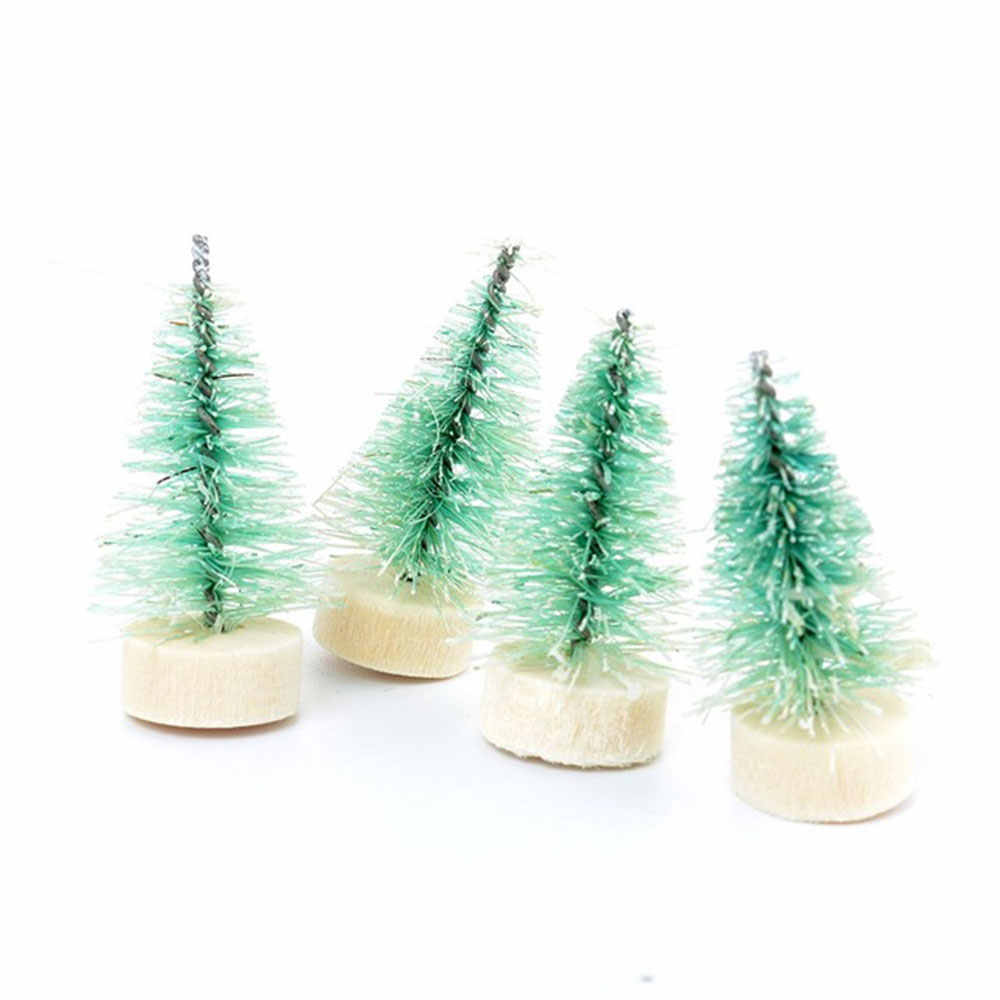 2019 Home Decor Sisal Fiber Showcase Decoration for Pine Trees Drop Shipping