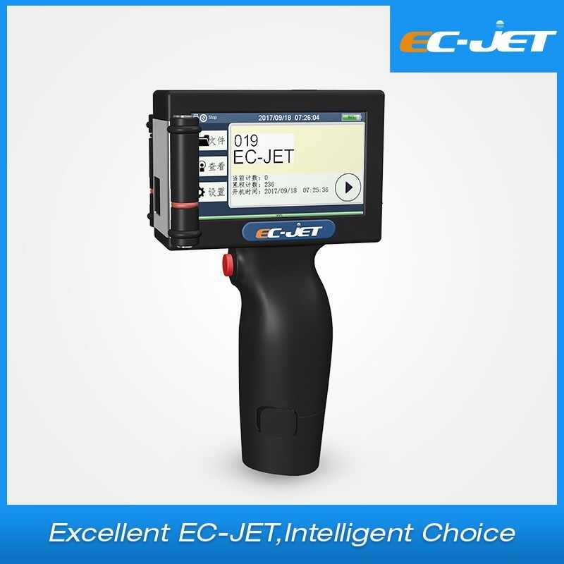 18b480d05ccc Automatic Portable Handheld Mini High Resolution Inkjet Printer for ...