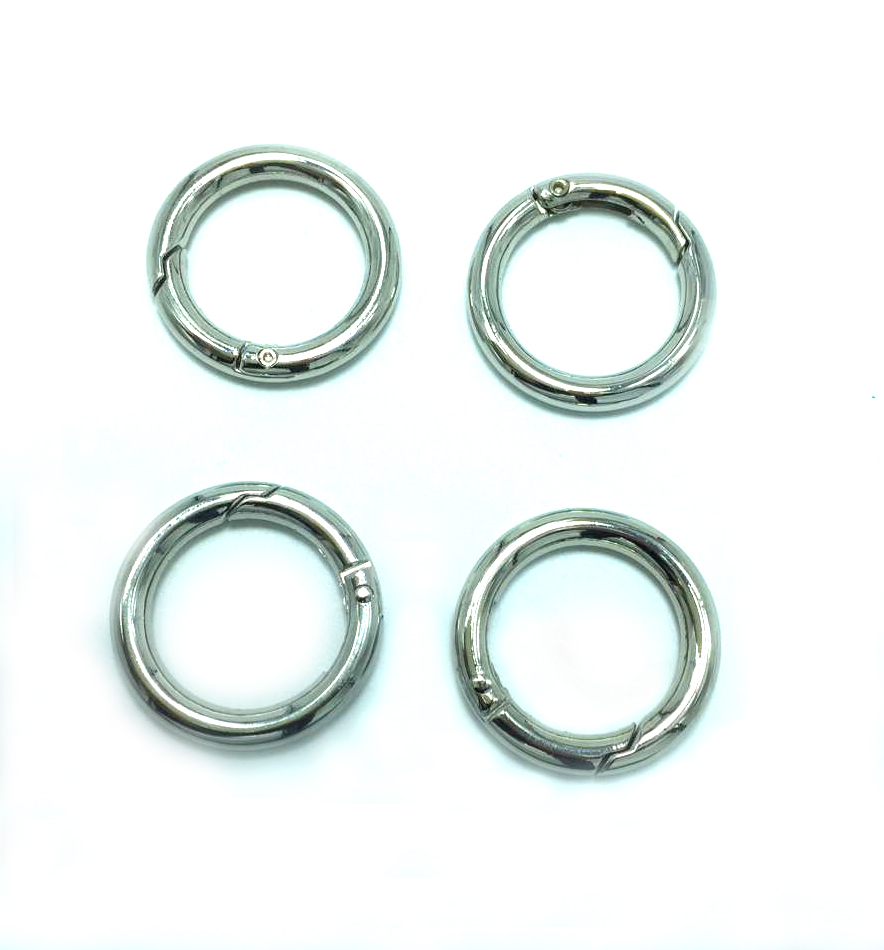 1 inch(inner) Spring Gate O Rings 30 pieces-in Bag Parts & Accessories from Luggage & Bags on Aliexpress.com | Alibaba Group