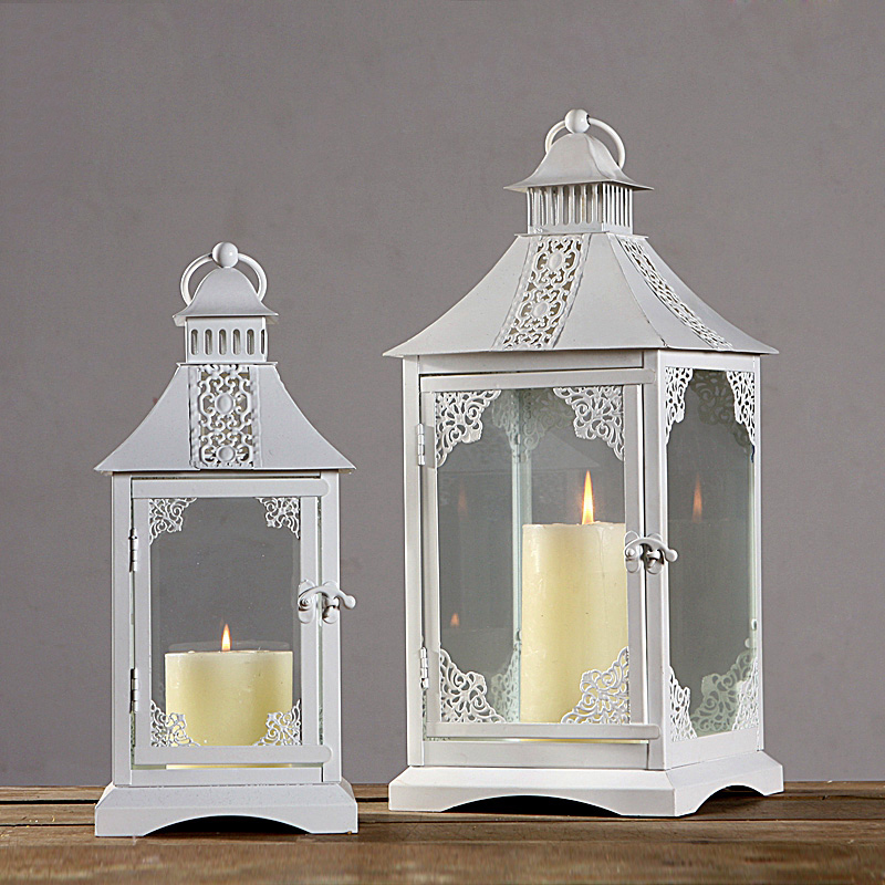 Image Gallery Outdoor Candle Lantern Holders