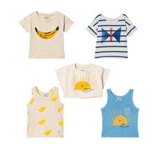 BOBOZONE 2018 new Banana t-shirt Sun tank Sun Cropped Sweatshirt