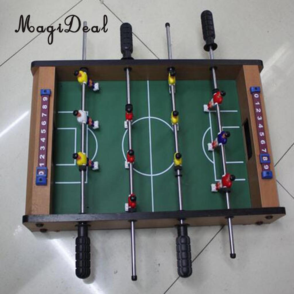 Mini Foosball Table Top Mini Football Game Table For Kids Soccer