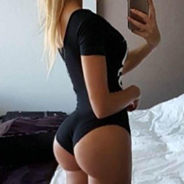 skinny white asses