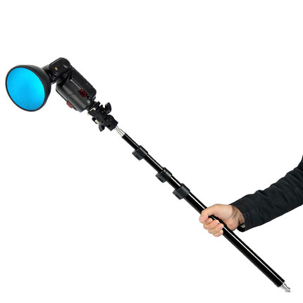 ФОТО Adearstudio Freeshipping Portable Light Boom AD-S13 for WITSTRO AD180/AD360 CD50