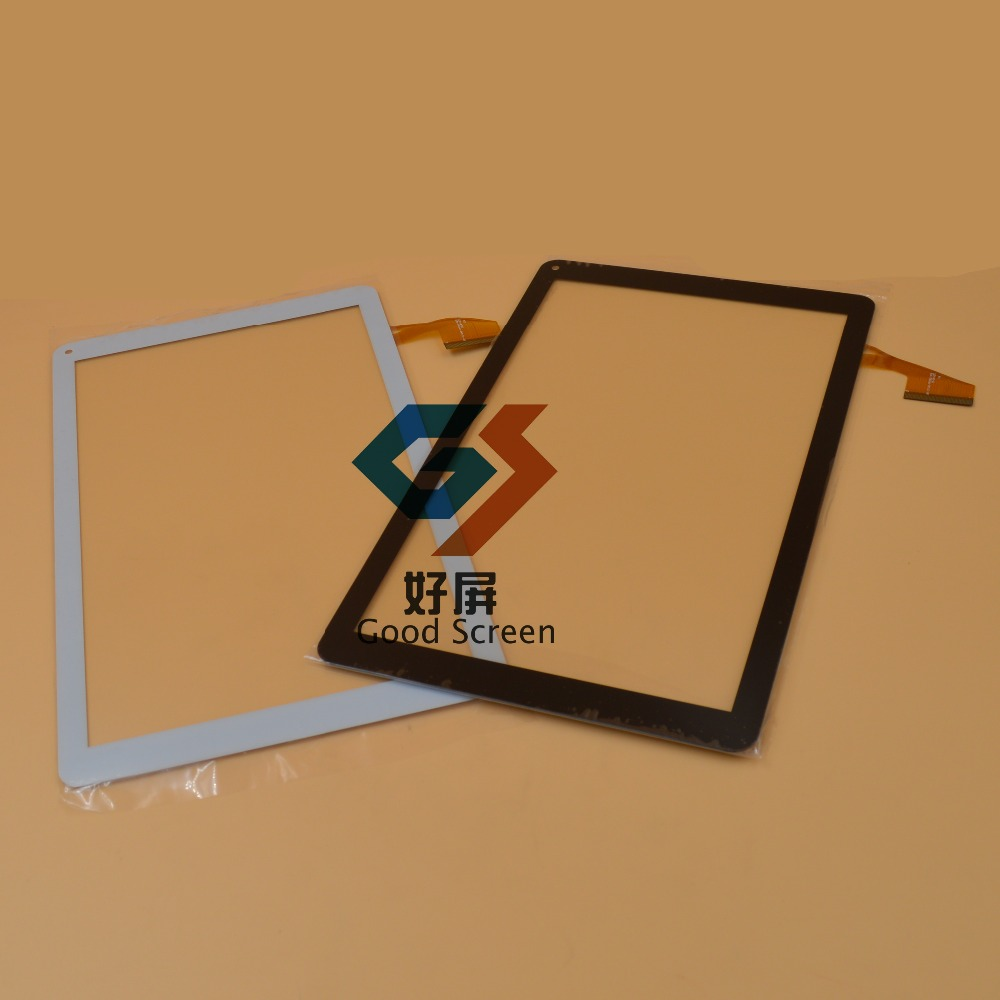 10.1 Inch For SPC Dark Glee 10.1 Octa Core SPS Octacore 9750108N Capacitive Touch Screen Panel Repair Replacement Spare Parts Fr