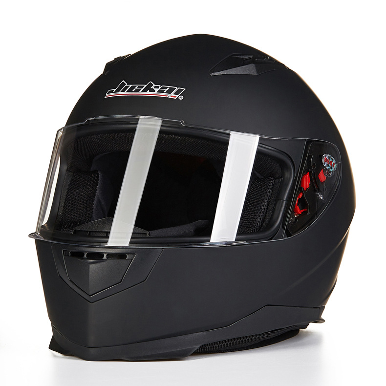 Motorcycle Helmet Four Seasons Universal Full Racing Riding High Quality Off-road Safety