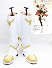 Fate Apocrypha Fate/Grand Order Astolpho Rider Saber Cosplay Shoes Boots