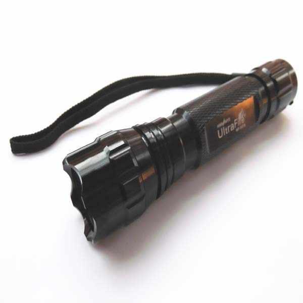 נייד LED לפיד המנורה 501B CREE XP-L V5 1800 Lumens מגניב האור הלבן SMO 3-Mode פנס LED