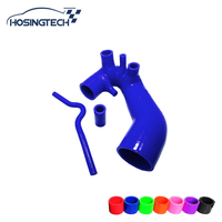 HOSINGTECH factory price silicone air intake hose fit for Audi A4 1.8T/1.8T Quattro B5/AEB/ATW 96 01