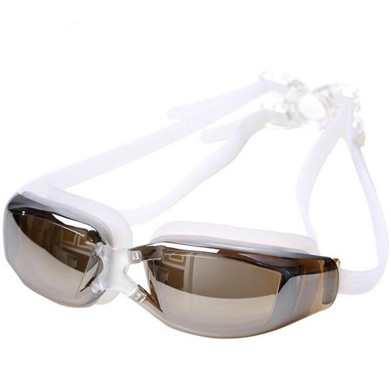 Lunettes de natation Anti-buée Protection UV Myopie Lunettes de - Sportswear et accessoires - Photo 6
