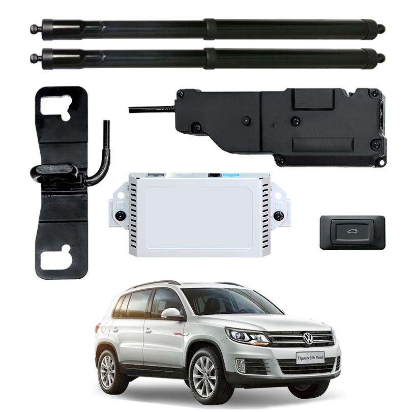 Smart Auto Electric Tail Gate Lift Special For Volkswagen Tiguan 2017 With Latch