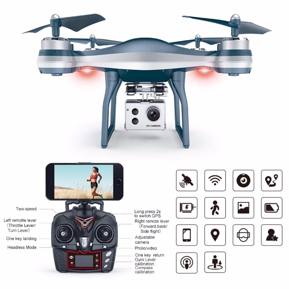 K10 GPS 5G Wifi FPV drone With 1080P /720p adjustable Camera 25mins Flight Time low power return RC Drone QuadcopterK10 GPS 5G Wifi FPV drone With 1080P /720p adjustable Camera 25mins Flight Time low power return RC Drone Quadcopter