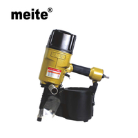 MEITE CN130 5 1 8 Top Quality Industrial Pneumatic Coil Nailer Gun Air Coil Nailer Factory