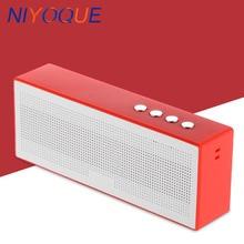 цена на Original Xiaomi Square Box Bluetooth Speaker Wireless Portable Stereo Mini Speaker Bluetooth 4.0 for Mobile Phones