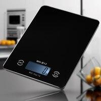 WH-B13L 5Kg x 1g Électronique Écran Tactile Balance de Cuisine Numérique Régime Alimentaire Balances LCD G/LB/OZ Cuisson Outils