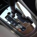 Car AT gear ABS cover chrome plate Car Accessories For Hyundai Solaris accent sedan hatchback 2011-2015