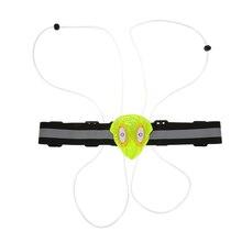 Colorful Reflective LED Safety Vest
