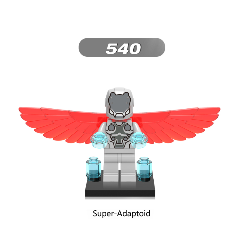 Us 0 2 25 Off Single Sale Super Heroes Poison Ivy Mr Freeze Calendar Man Harley Quinn Riddler Batman Building Blocks Best Children Toys X0150 In