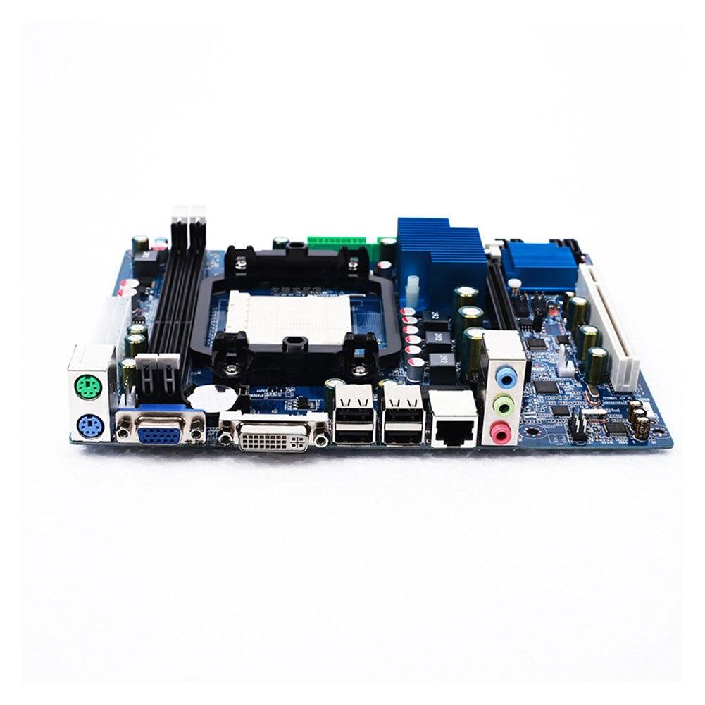 Accessoires informatiques Interface USB bureau rapide mémoire maison double/Quad Core AM3 remplacement de carte mère DDR3 bureau large utilisation