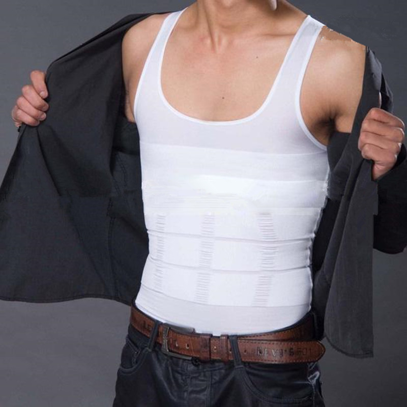 Undergarments Sale Best Body Shaper Girdles Gynecomastia BodyShaper Extra Firm Shapewear Slimming Vest