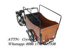 Elektryczne trójkołowy 3 koła elektryczny rower dostawczy  pedał elektryczny rower dostawczy/trzykołowy rower towarowy