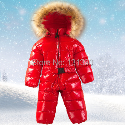 Winter Newborn Boys Turtleneck Bodysuits Kids Down Rompers Girl Snow Coats Children Down Bodysuits Boys Outerwear 6M 12M 18M 24M стоимость
