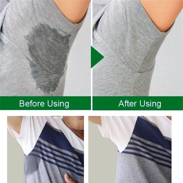 200X ( 100 Pairs ) Summer Deodorants Cotton Pads Underarm Armpit Sweat Pads Dress Disposable Stop Sweat Shield Guard Absorbing 4
