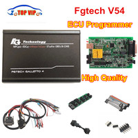 2016 DHL Shipping BDM Tricore OBD Function V54 FGTech Galletto 4 Master FG Tech ECU Programmer